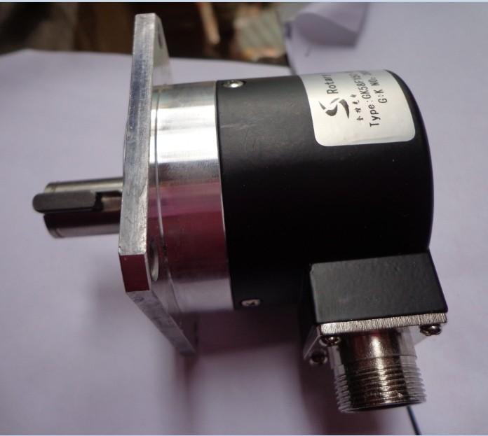 光电旋转编码器电气特性: 输出电路 集电极开路输出